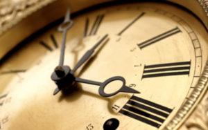 el tiempo en el trading
